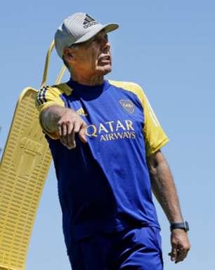 Boca Juniors demite técnico Miguel Ángel Russo