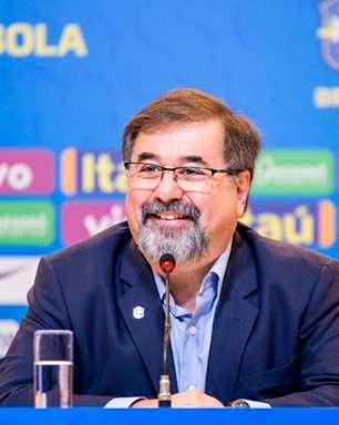 Marco Aurélio Cunha é o novo executivo de futebol do Avaí