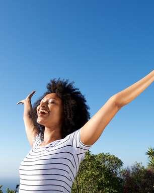 A felicidade é uma benção e faz bem: não abra mão dela