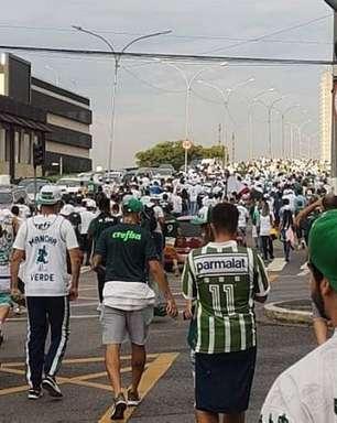 VAR, Palmeiras! Vai em busca do bi na Libertadores!