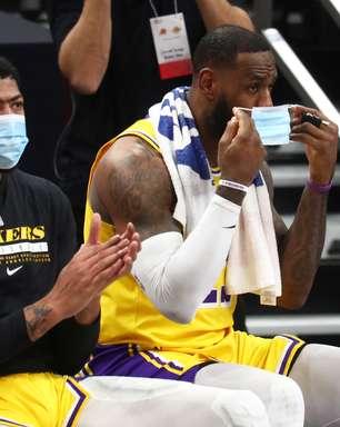 Eliminação do Lakers vinha se desenhando havia meses