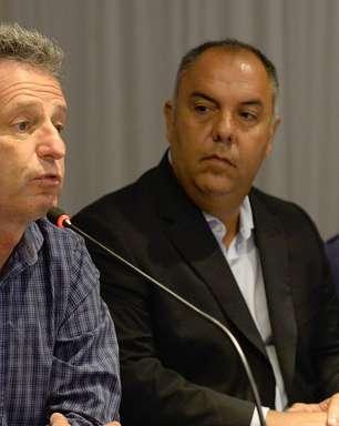 Bastidores: cenário político no Flamengo ferve e peças esperam decisão de Landim