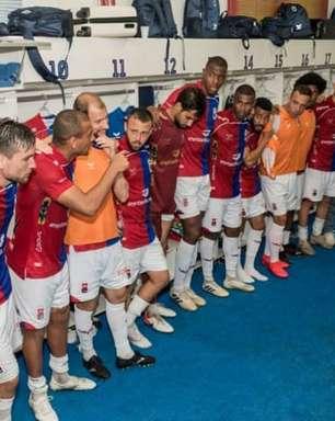 Juninho valoriza vitória diante do CSA: 'equipe muito qualificada'