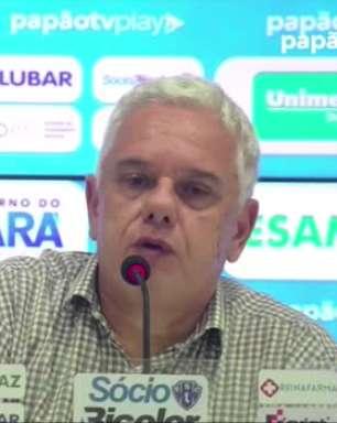 """PAYSANDU: Presidente dá prazo para contratação de executivo de futebol e treinador: """"semana que vem"""""""