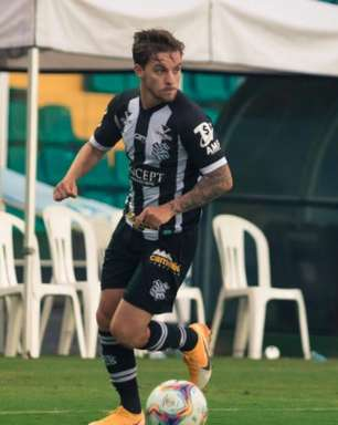 Cria da base, Guilherme Teixeira comemora dois anos de sua estreia como profissional