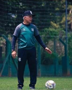 Jorginho lamenta desempenho do Figueirense diante do CRB