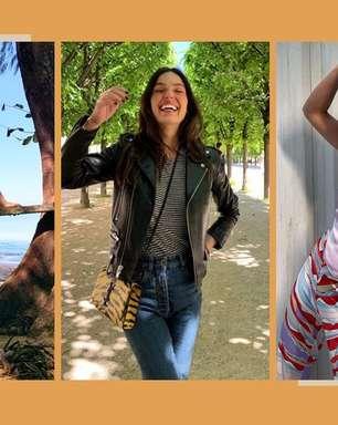 Looks de Ísis Valverde: confira as principais dicas de estilo da atriz