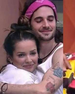 'BBB21': Globo vacila e Projota descobre nomes de confinados