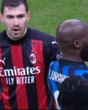 Ibrahimovic discute com Lukaku em clássico italiano: 'Vá fazer sua m... de vudu'; veja o vídeo