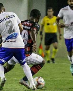 Rebaixado! Paraná é derrotado pelo Oeste e vai jogar a Série C