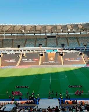 Ineditismo, gente de todo o país na cidade e Claudinho e Buchecha no som: por trás da final da Libertadores