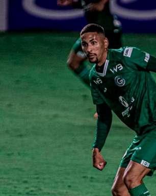 Com boas atuações no Goiás, Miguel Figueira sonha com convocação para Seleção Brasileira Olímpica