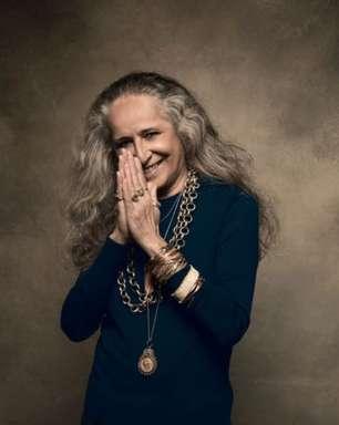 Maria Bethânia celebra 56 anos de carreira em primeira live