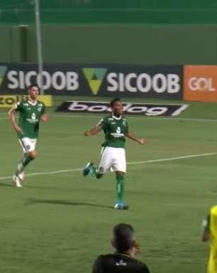 SÉRIE A: Gol de Goiás 1 x 0 Atlético-MG