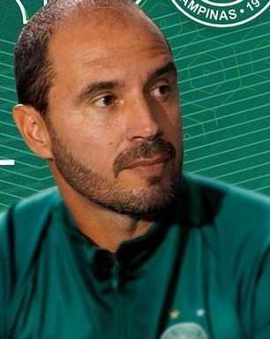 Após levar Cuiabá à Série A, técnico Allan Aal acerta com o Guarani