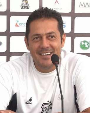 Maurílio Silva é anunciado como novo técnico do Paraná