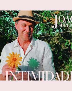 """João Suplicy canta momentos da vida a dois em """"Intimidade"""""""