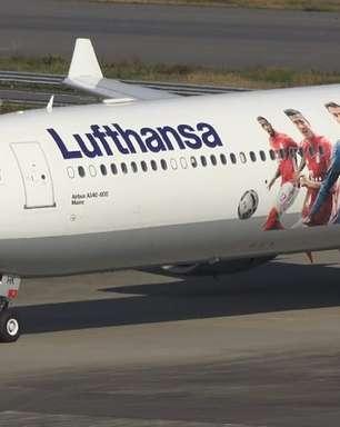 Voo ao Catar atrasa e Bayern fica 7 horas esperando no avião