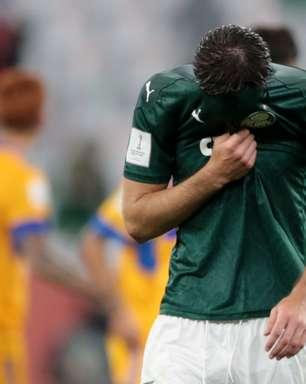 Palmeiras perde do Tigres e frustra sonho por título mundial