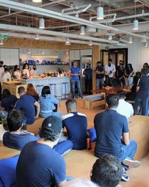 Cruzeiro deixa sede e coloca funcionários em coworking