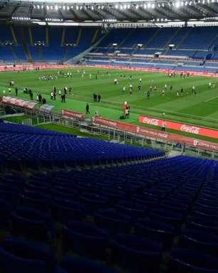Uefa altera local do jogo entre Benfica e Arsenal, pela Liga Europa, e partida será disputada em Roma