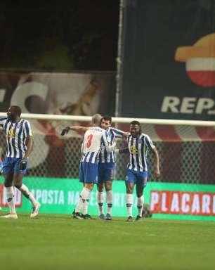 Braga e Porto ficam no empate pelo jogo de ida da semifinal da Taça de Portugal
