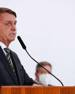 Bolsonaro diz que Anvisa deve analisar spray contra covid