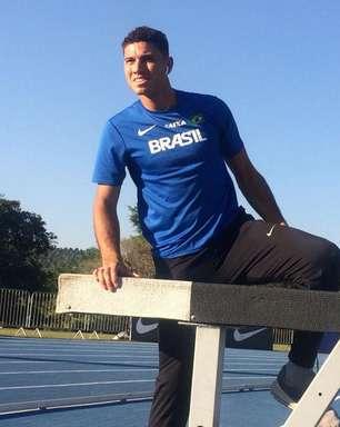Thiago Braz conquista o bronze de salto com vara na Polônia
