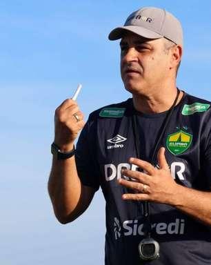 Botafogo confirma Marcelo Chamusca como técnico na Série B