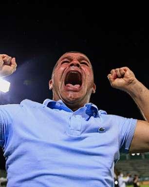Retomada da Chapecoense, caminho para os títulos e planos para a Série A: Umberto Louzer abre o jogo ao L!