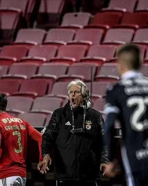 Jorge Jesus nega possibilidade de se demitir do Benfica