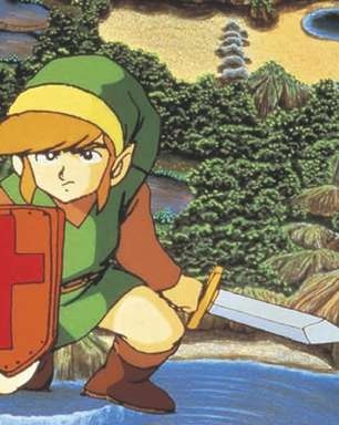 A fantasia de Hyrule: The Legend of Zelda completa 35 anos!