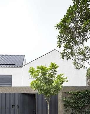 Modelo de Muro: Conheça os 8 Mais Usados e +82 Projetos Residenciais