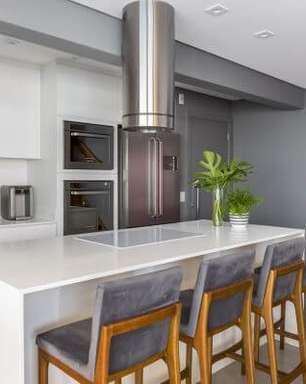 Bancada de Cozinha em Granito: +64 Modelos Funcionais