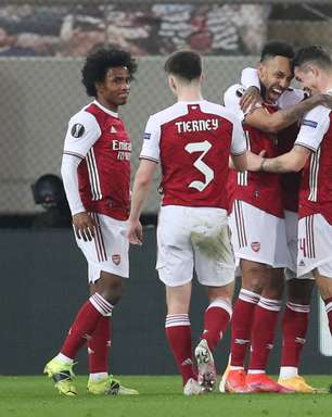 Em jogo de 2 viradas, Arsenal elimina Benfica de Jorge Jesus