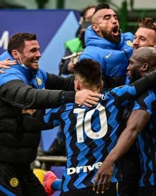 Cinco membros da Inter de Milão testam positivo para a Covid-19