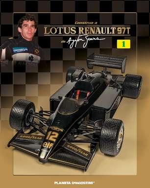 Saiba como ter o Lotus de Senna na sua casa (ou quase isso)