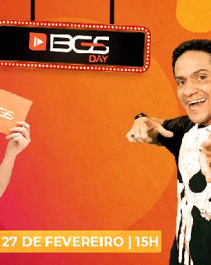 BGS Day terá primeiro evento de 2021 neste sábado