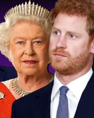 Presença de Harry na TV americana é tapa na cara da rainha