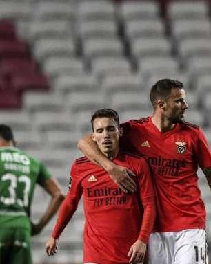 Benfica de Jorge Jesus contorna má fase, e vence o Rio Ave pelo Português