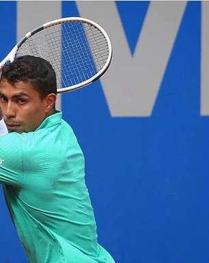 Confirmado, tenista Thiago Monteiro jogará sua 1ª Olimpíada