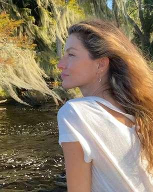 Gisele Bündchen: 'Governo precisa de política mais severa contra desmatamento'