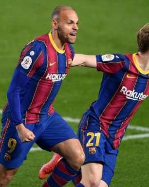 Com emoção, Barça vence Sevilla na prorrogação e vai à final