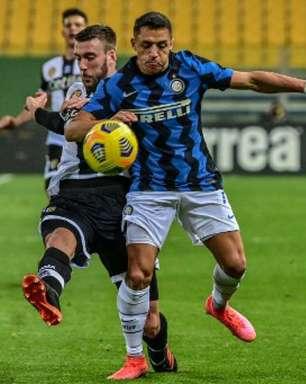 Com dois de Alexis Sánchez, Inter vence o Parma e se isola na liderança