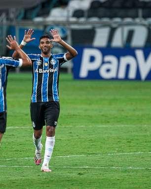 Grêmio atropela o Brasil de Pelotas na estreia do Gauchão