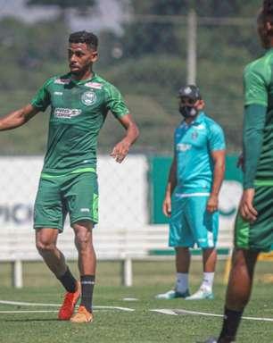 Agora no Coritiba, Waguininho quer grande temporada no clube