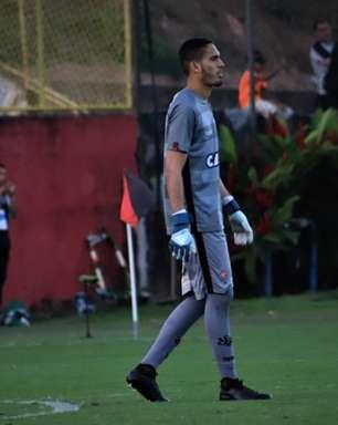 Goleiro do Vitória é 'ameaçado' pelo presidente do clube