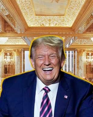 Veja apartamento luxuoso 'abandonado' por Trump em Nova York