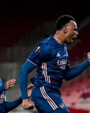 Gabriel Magalhães decide, e Arsenal vence o Olympiacos na ida da Europa League