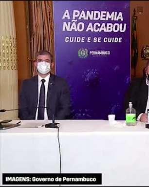 PERNAMBUCANO: Procurador-geral garante que jogos de futebol profissional estão mantidos em Pernambuco